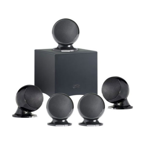 Cabasse Alcyone2 System - Glossy black