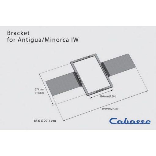 Cabasse Braket for Antigua/Minorca IW