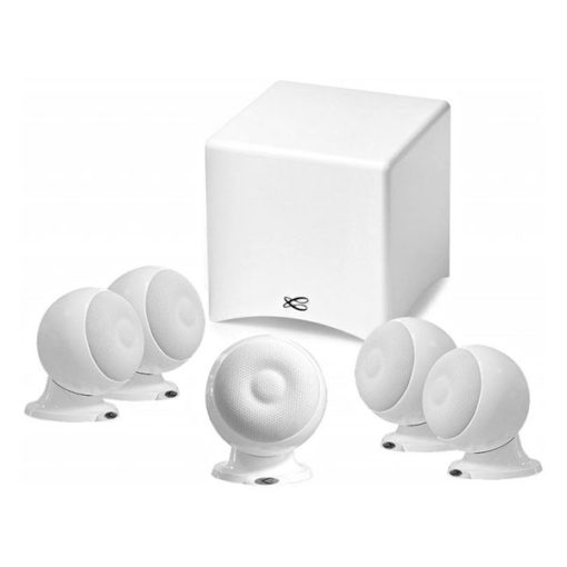 Cabasse EOle 3 5.1 System WS - Bianco Laccato