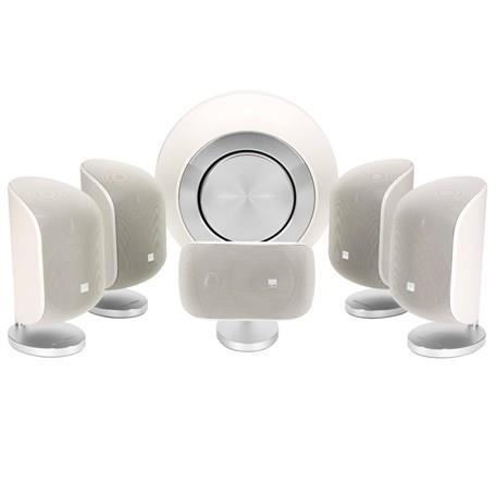 B&W Mini Theatre System 60D - Bianco
