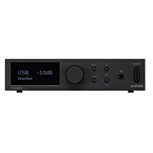Audiolab M-DAC+ - Nero
