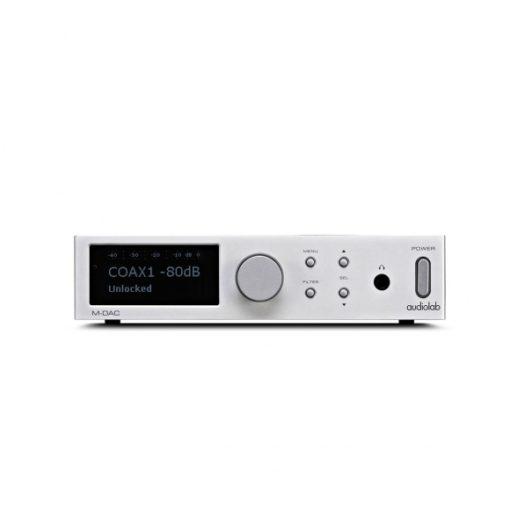 Audiolab M-DAC+ - Silver
