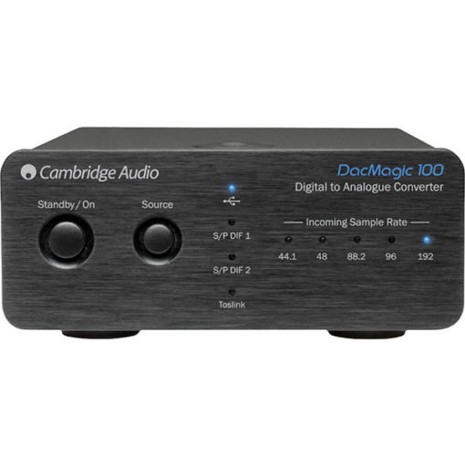 Cambridge Audio DAC MAGIC 100 - Nero