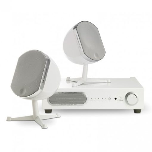 Focal BIRD PACK 2.1 - Bianco Laccato