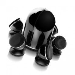 Focal Dome 5.1 - Diamond Black
