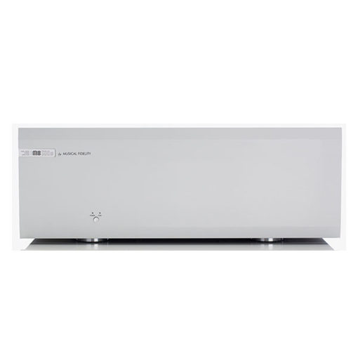 Musical Fidelity M8 500S - Silver