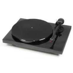 Pro-Ject 1Xpression Carbon 2M Red - Nero Laccato