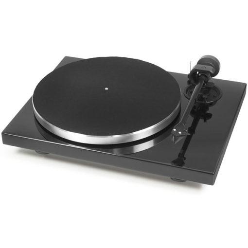 Pro-Ject 1Xpression Carbon Classic 2M Silver - Nero Laccato