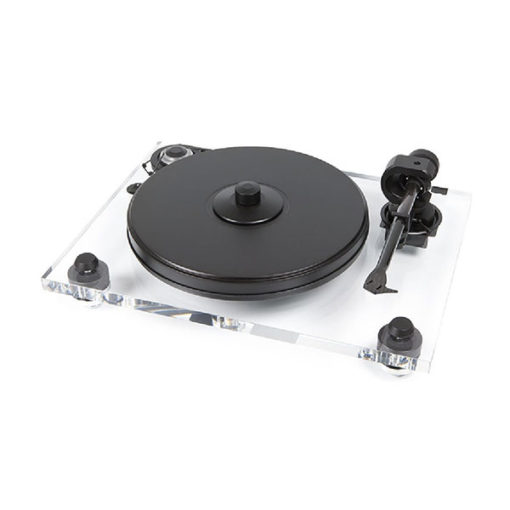 Pro-Ject 2-Xperience DC Acryl 2M Silver - Acryl
