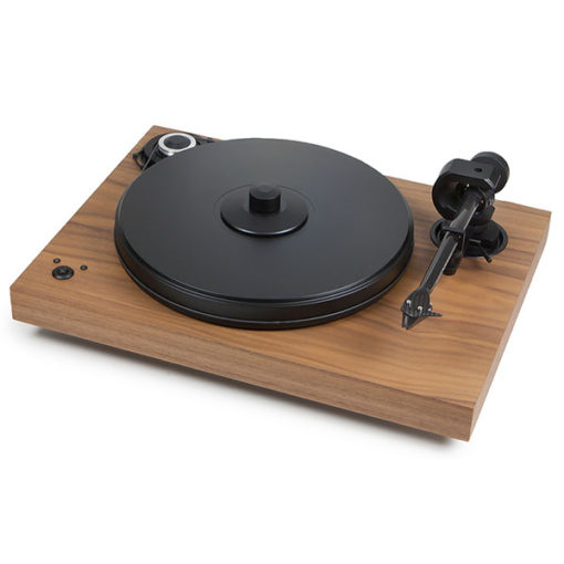 Pro-Ject 2Xperience SB DC 2M-Silver - Noce