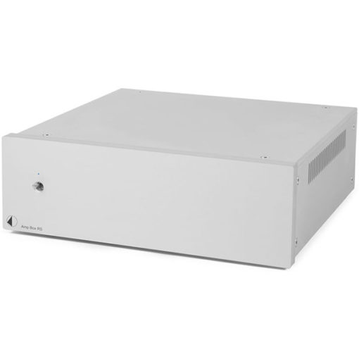Pro-Ject Amp Box RS - Silver