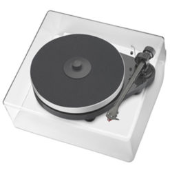 Pro-Ject COVER IT RPM 1/5 - Acrilico trasparente