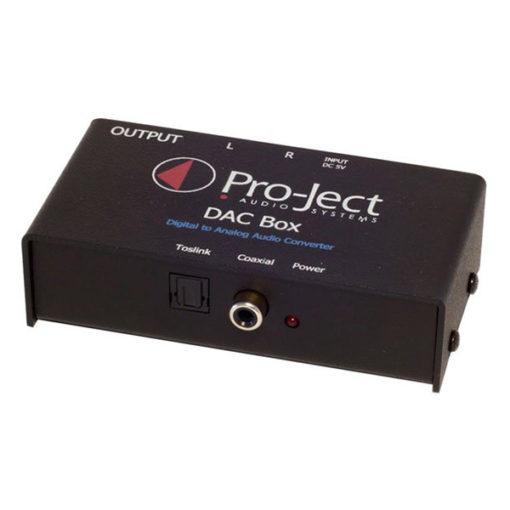 Pro-Ject DAC Box TV - Nero