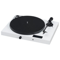 Pro-Ject Jukebox E - Bianco