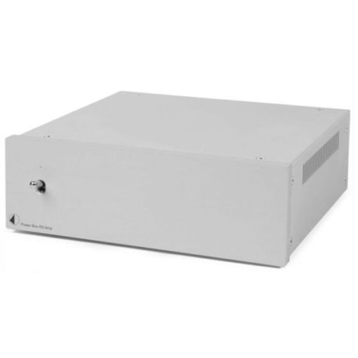 Pro-Ject POWER BOX RS AMP - Silver