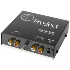 Pro-Ject Phono Box MM - Nero