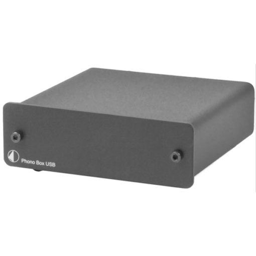 Pro-Ject Phono Box USB - Nero