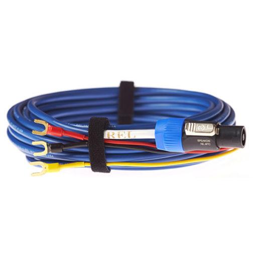 REL Acoustics Bassline Blue Cable 6 mt