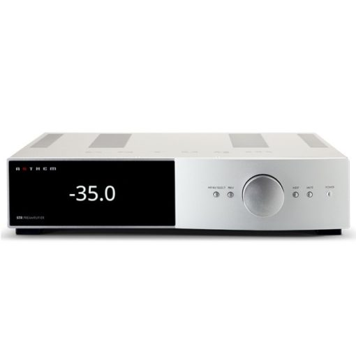 Anthem STR Preamplifier- Silver