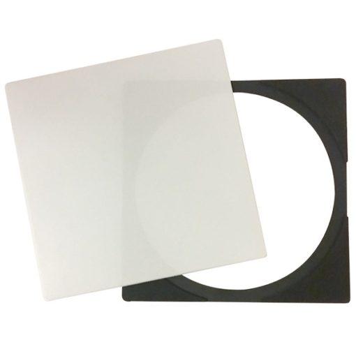 Martin Logan Square Grille x IC– White